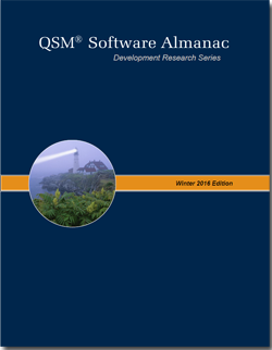 QSM Software Almanac: 2016 Edition