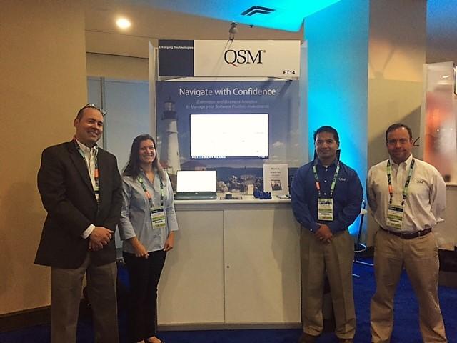 QSM at Gartner Symposium/ITXpo