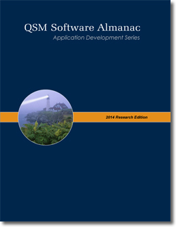 QSM Software Almanac: 2014 Research Edition