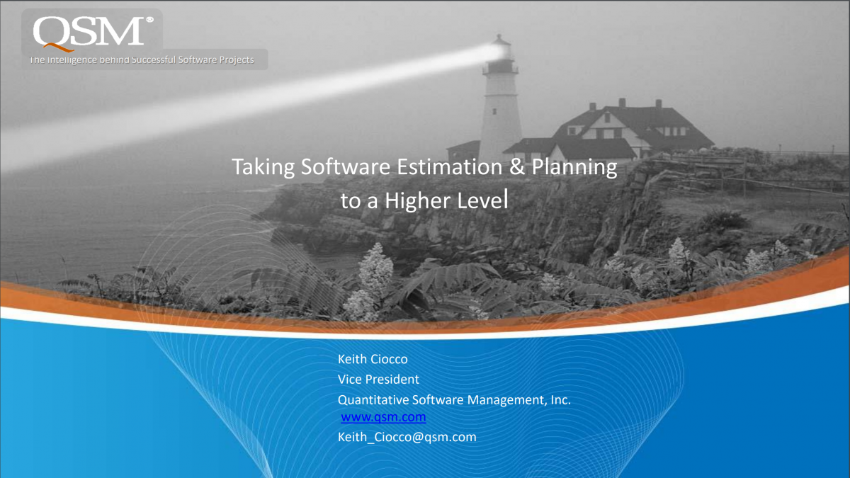 Measuring Software Size Webinar